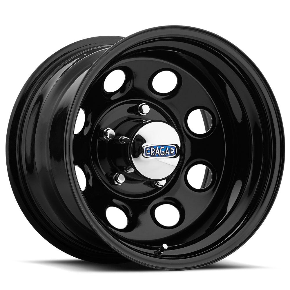 Cragar Series 397 Soft 8 Wheels Down South Custom Wheels