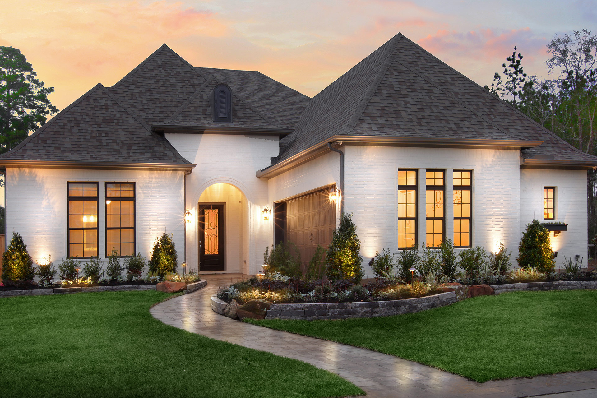 Custom Homes in Houston TX  Drees Custom Homes