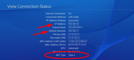 Image result for nat type ps4