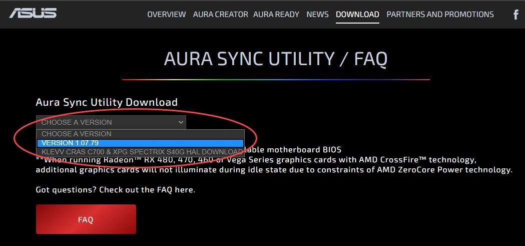 [Download] ASUS Aura for Windows 10 - Driver Easy