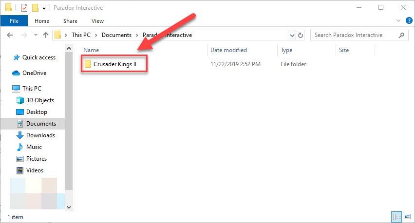 Crusader Kings 2 How To Delete Save Game Folder