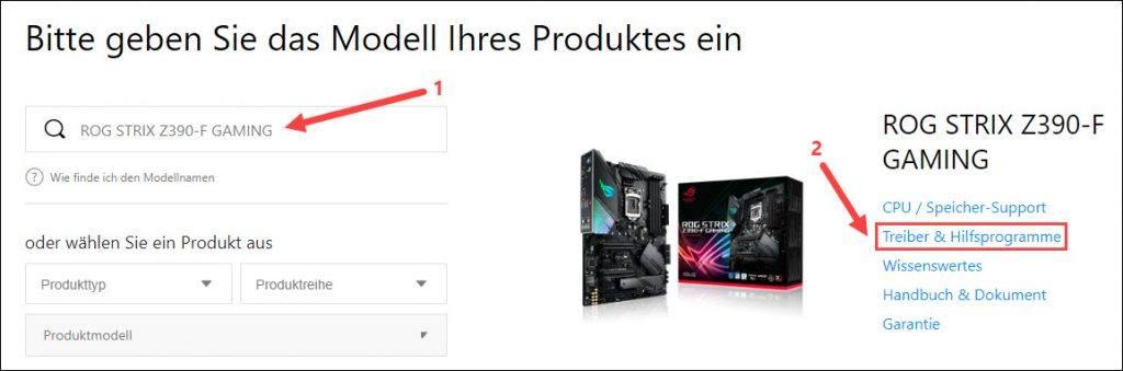 ASUS Aura Sync - Download für Windows - Driver Easy Deutschland