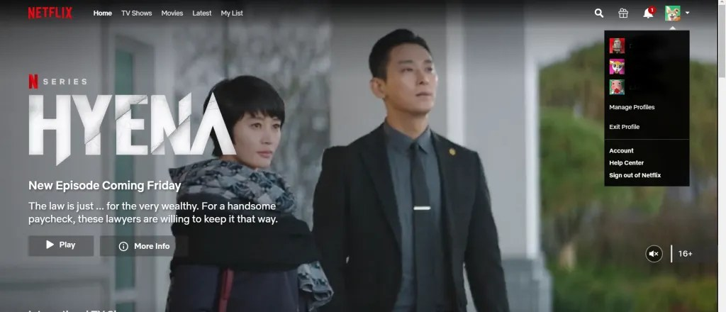 Netflix ออกฟีเจอร์ใหม่ ตั้งรหัสผ่านของแต่ละโปรไฟล์ได้ ...
