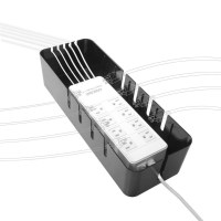 Best Cable Management Outlet Boxes Surge Protector Wire ...