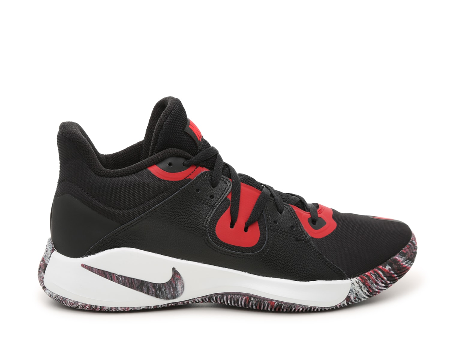 Nike Fly By Mid Basketball Shoe - Men's Men's Shoes | DSW