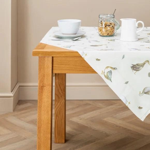 table linen plastic tablecloths dunelm