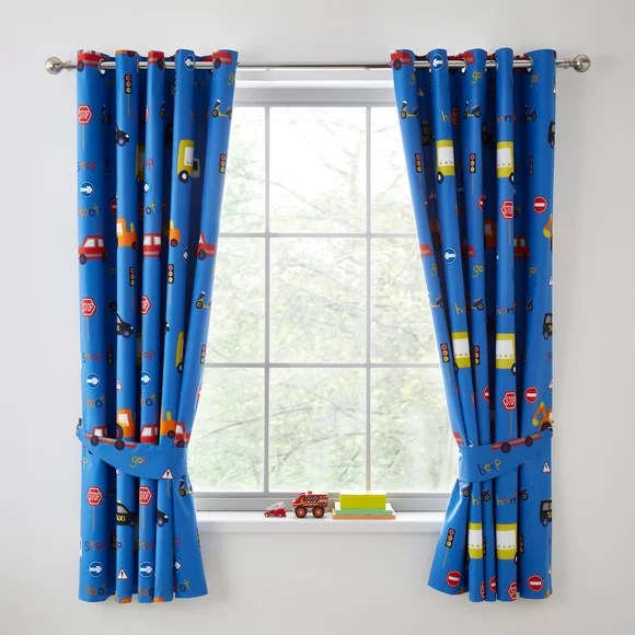 kids' curtains | childrens bedroom curtains | dunelm