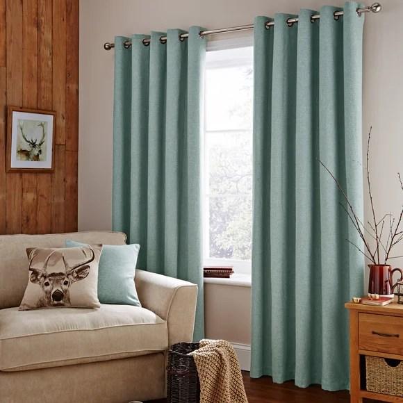 Dunelm Bedroom Blackout Curtains