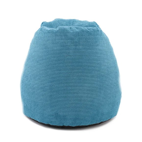 Brick Hug Teal Bean Bag  Dunelm