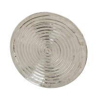 5A Fifth Avenue Hammered Metal Wall Art