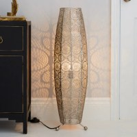 Manila Moroccan Floor Lamp | Dunelm