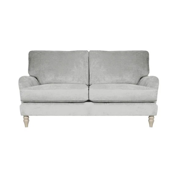 2 seater sofa bed furniture village how to get pen ink out of leather 3 fabric grey harper ez ...