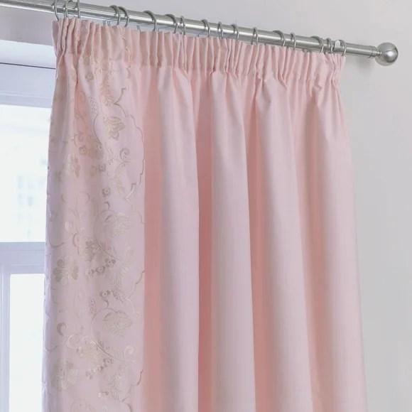 Dunelm Eyelet Purple Curtains Ebay