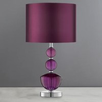 Purple table lamp | Shop for cheap Lighting and Save online
