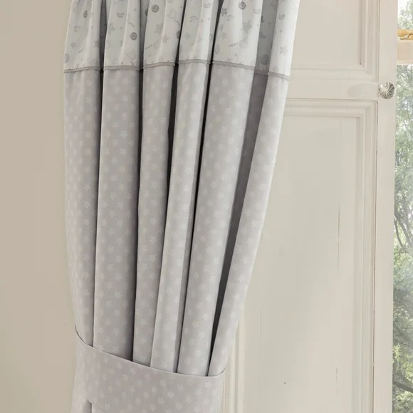 Grey And White Nursery Curtains ~ TheNurseries