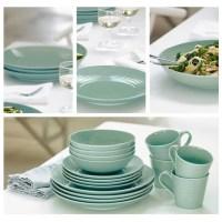 Gordon Ramsay Teal Maze Dinnerware Collection | Dunelm