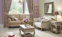 Classical Glamour Living Room | Dunelm