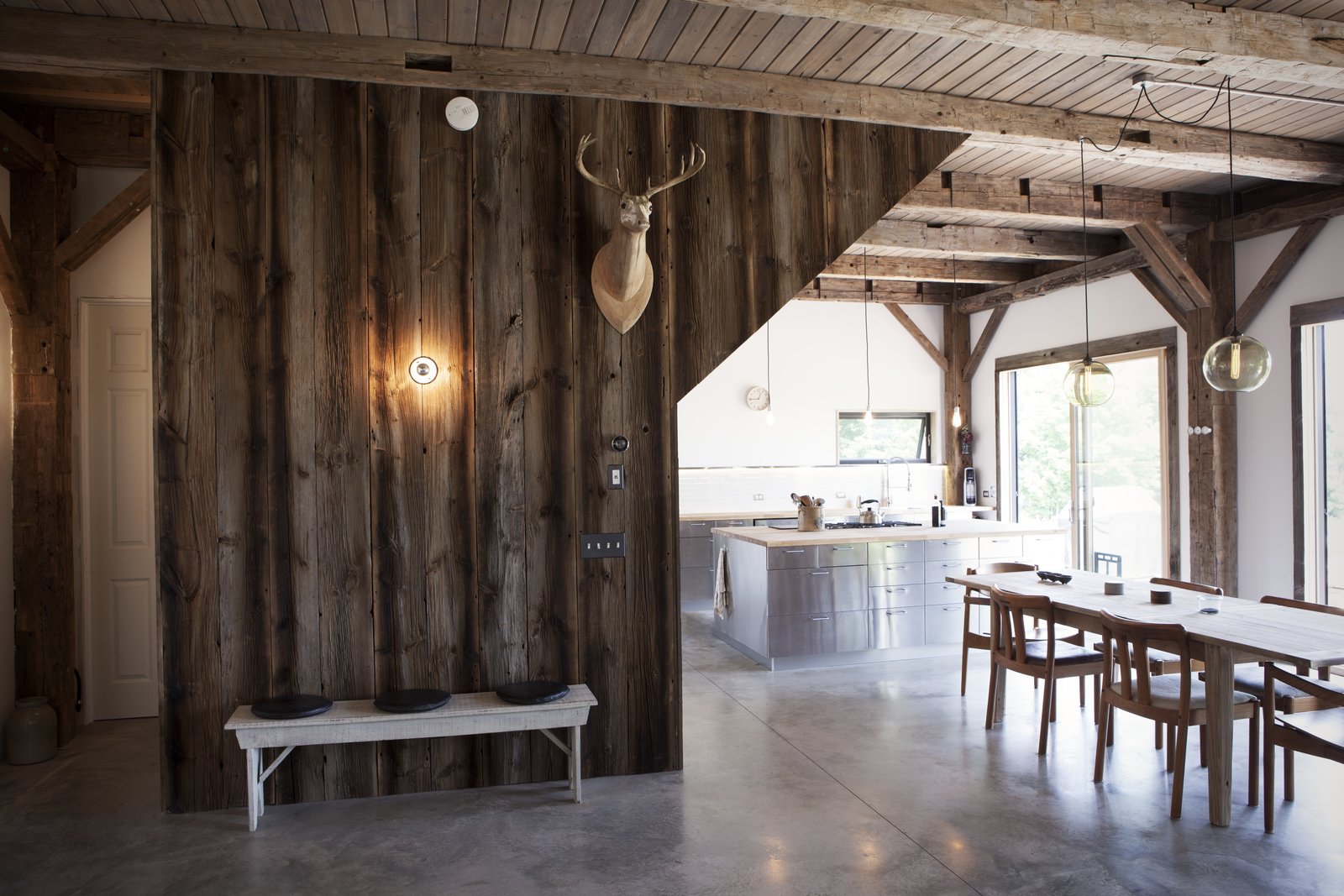 Examples of Rustic Modern Done Right Collection of 21
