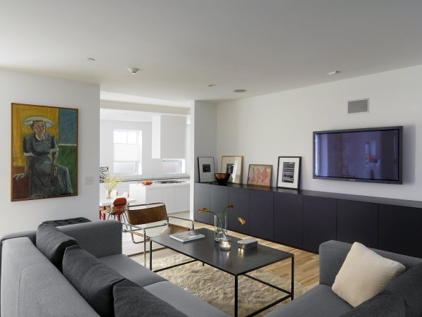 Ravenswood Residence Modern Home In Chicago Illinois