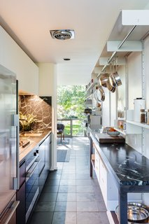 slate floor kitchen outdoor pics best 28 modern floors design photos and ideas dwell designer bryan boyer lawyer laura lewis bought their townhouse in lafayette park 2015