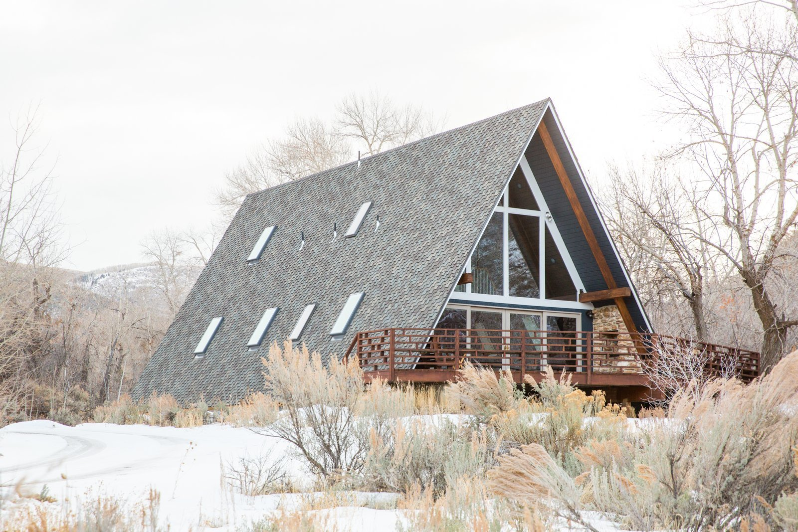 A Frame Haus Modern Home In Heber City Utah On Dwell