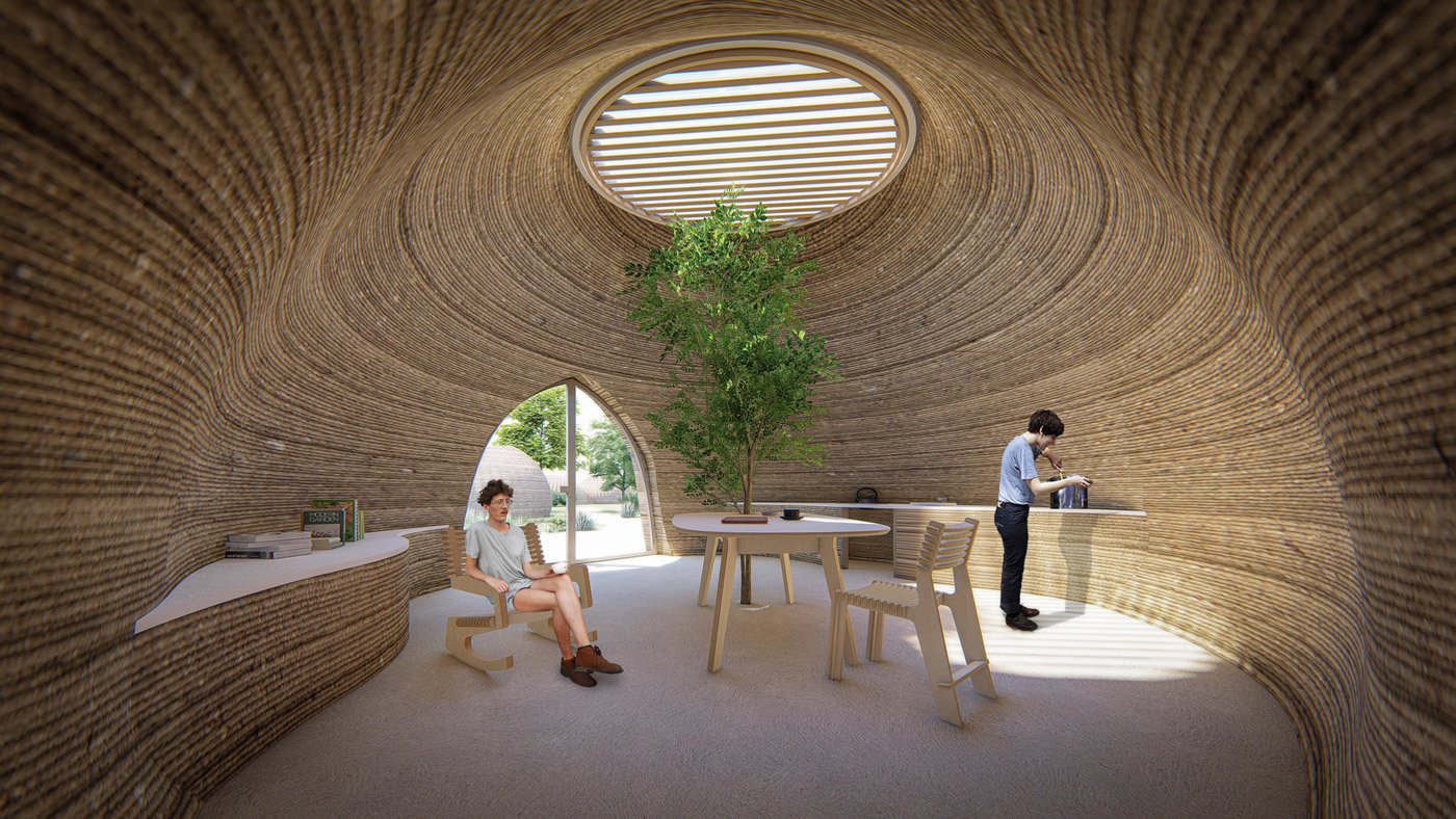 Tecla 3d Printed Affordable House By Wasp And Mario