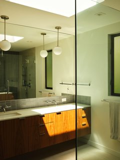 modern bathroom pendant lighting design