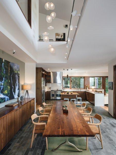 dining room pendant lighting track