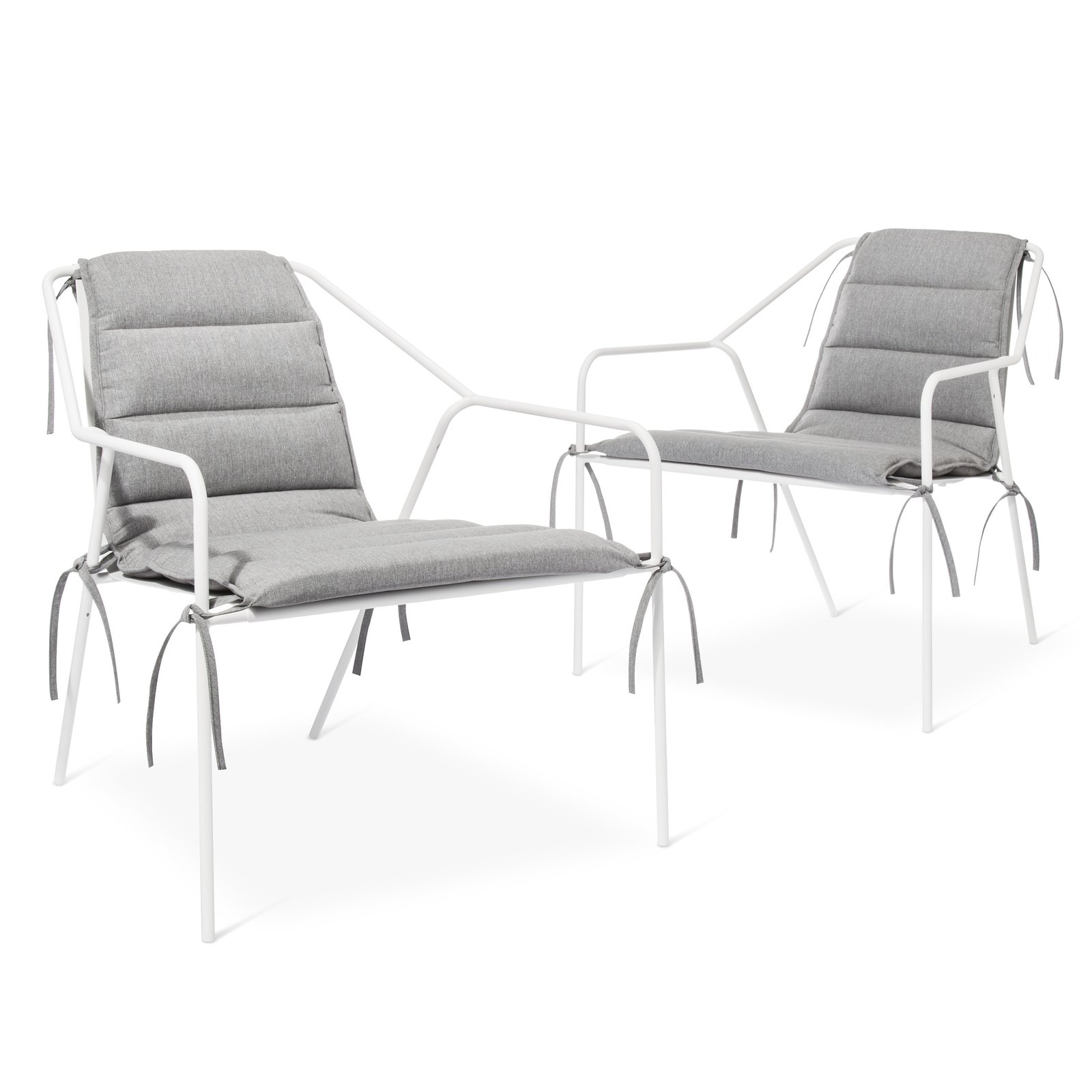 White Outdoor Lounge Chair Modern By Dwell Magazine Outdoor Collection Dwell