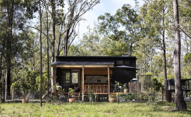 Life Done Simple Tiny House By Aussie Tiny Houses Dwell