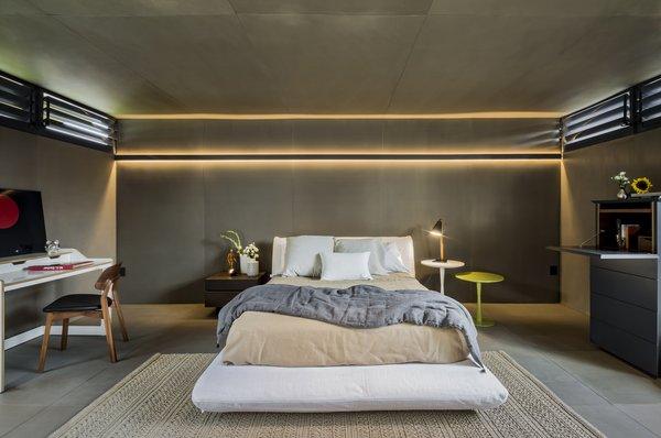 Best 14 Modern Bedroom Slate Floors Design Photos And Ideas Dwell