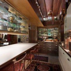 Kitchen Linoleum Cheap Sinks Best Modern Floors Design Photos And Ideas Dwell The Offers Plenty Of Storage