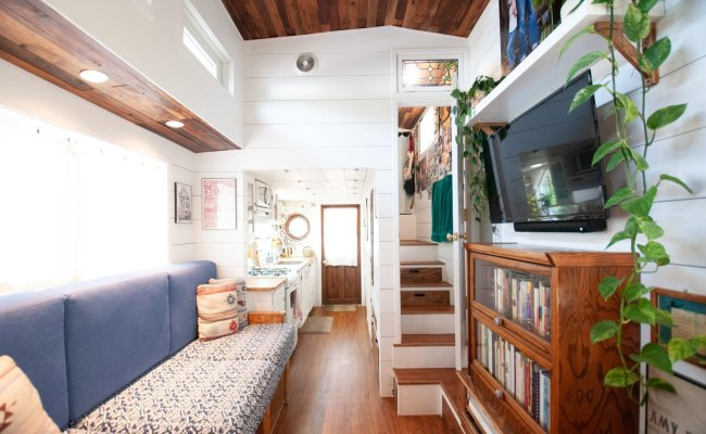 Be Inspired By This Tiny House Designed And Built By A