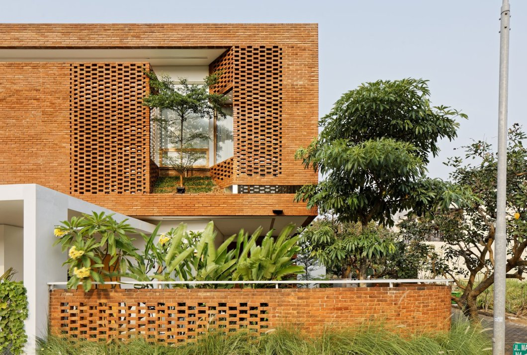 Flick House Delution Indonesia Green Architecture