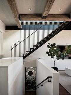 Best 60 Modern Staircase Design Photos And Ideas Dwell | Modern Style Stair Railing | Handrail | Art Deco | Rustic Farmhouse | Decorative | Unique Fancy Stair