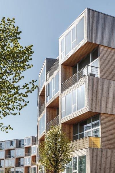 Best 60 Modern Exterior Apartment Design Photos And Ideas Dwell