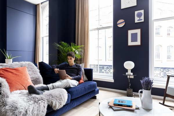 living room ideas with light wood floors how to set up a best modern hardwood design photos and the cuckooz team even curated playlist of calming cello music play throughout apartments