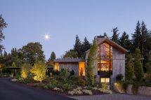 Country Garden House Modern Home In Portland Oregon