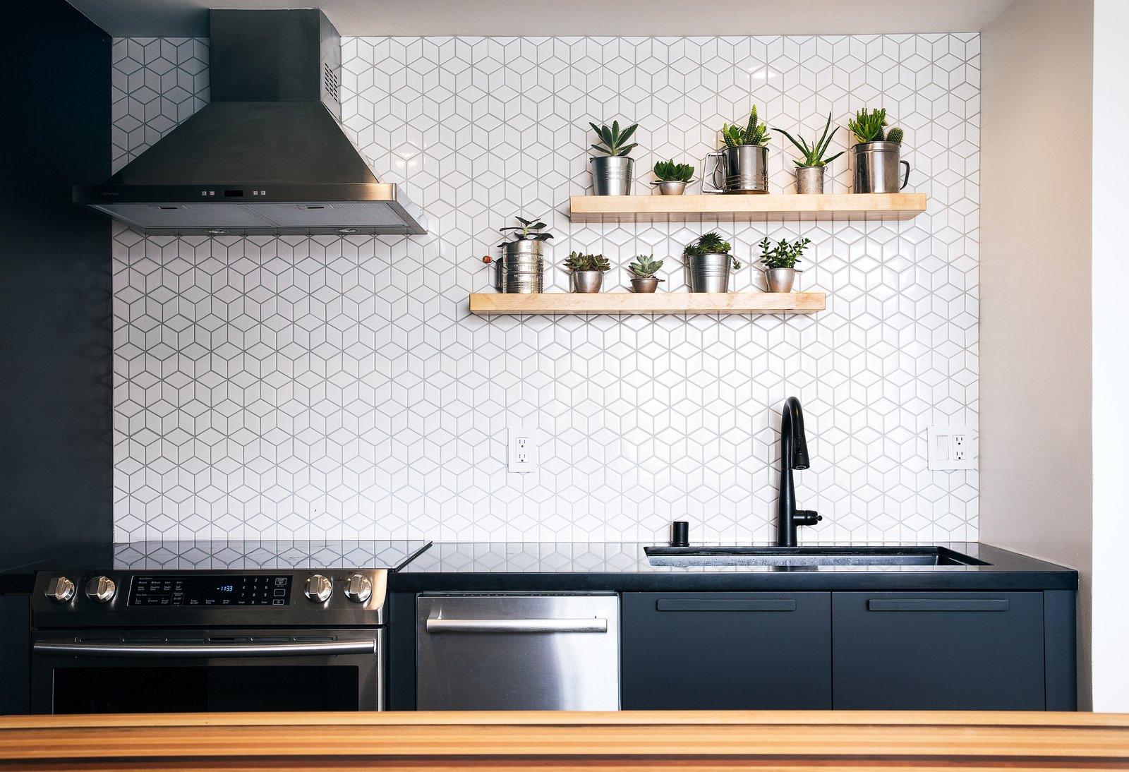 kitchen engineered quartz ceramic tile