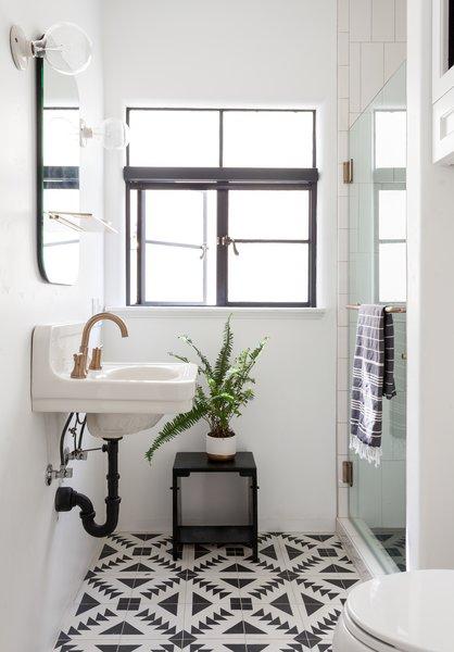 cement tile floors design