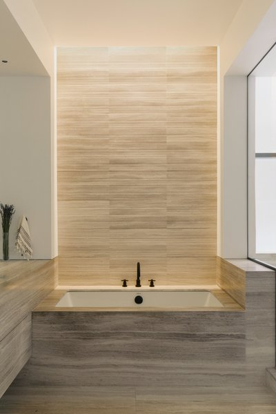 modern bathroom undermount tubs design