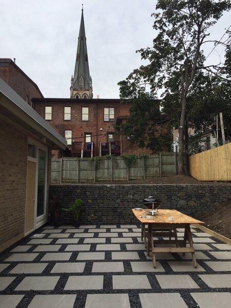 best 60 modern outdoor pavers patio
