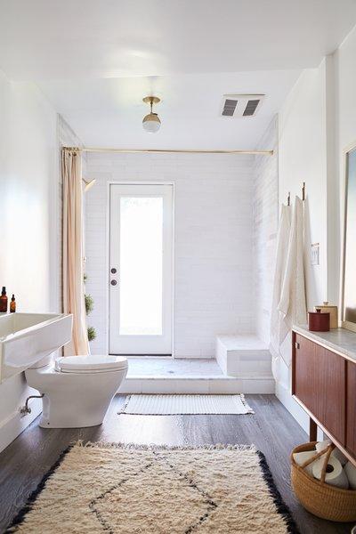 Best 60 Modern Bathroom Open Showers Design Photos And Ideas Dwell