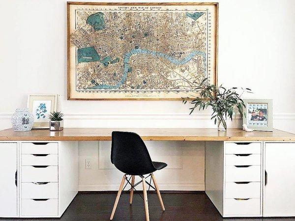 Best 21 Modern Office Craft Room Study Design Photos And Ideas Dwell