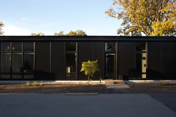 Haase House Modern Home In Traverse City Michigan