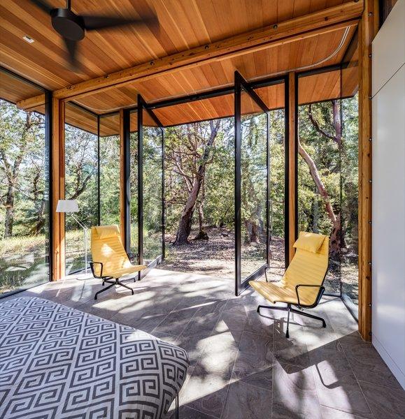 Best 2 Modern Bedroom Slate Floors Floor Lighting Design Photos And Dwell