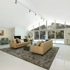 Modern Living Room Track Lighting Open Plan Kitchen Dividers Best Marble Floors Design Photos The Is One Of Busiest Spots In House It Where Family And Friends Alike Gather To Share Stories Watch Movies Read