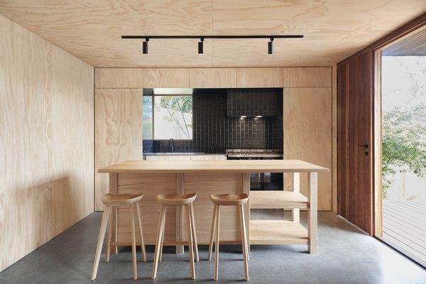 dwell s favorite 2 modern kitchen wood