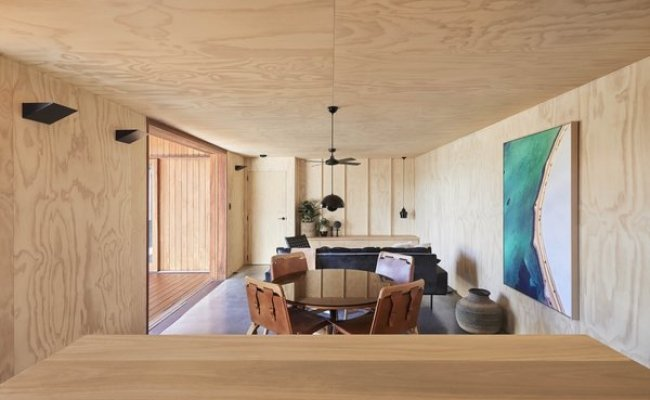 Best Plywood Interiors Dwell