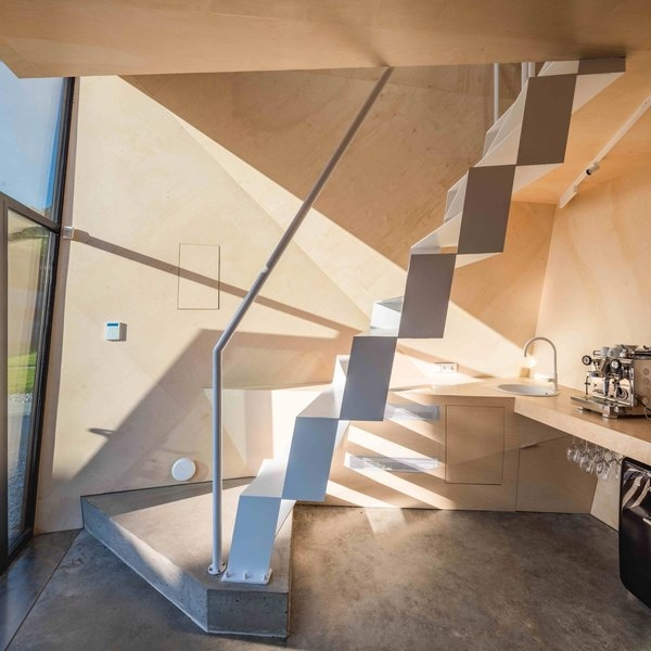 Best 60 Modern Staircase Metal Railing Design Photos And Ideas   Top Of Stairs Railing   Redo   Loft   Beautiful Staircase   Solid Wood   Handrail